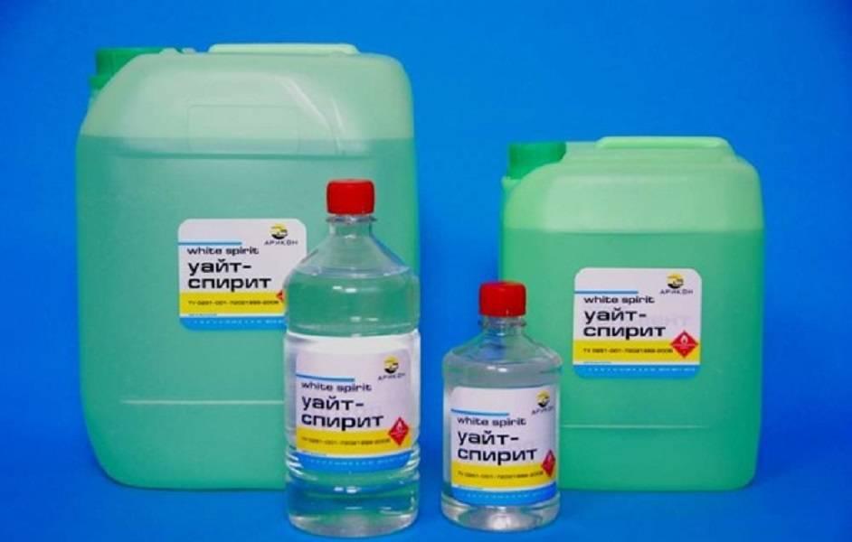 Растворитель уайт-спирит: что это такое и чем отличается от обычного растворителя, разница и технические характеристики, бочка 1 и 5 л