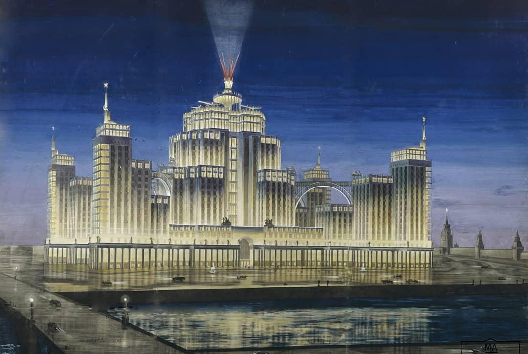 Грандиозная сталинская стройка: подводный тоннель от сахалина к материку, который так и не доделали