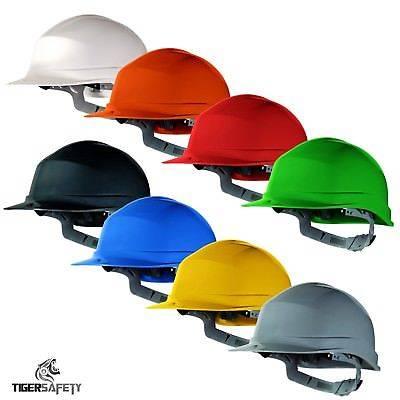 Разновидности строительных касок и советы по их выбору