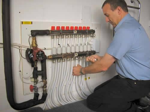 Как происходит опрессовка системы отопления снип – последовательность выполнения работ