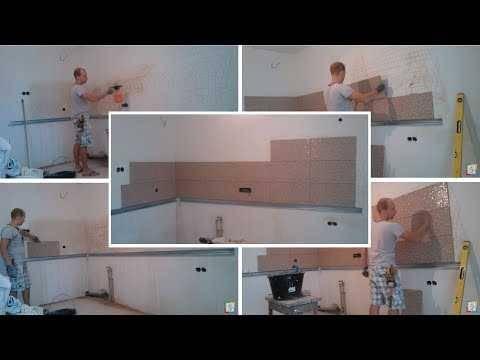 Построение выкройки и шитье кухонных фартуков