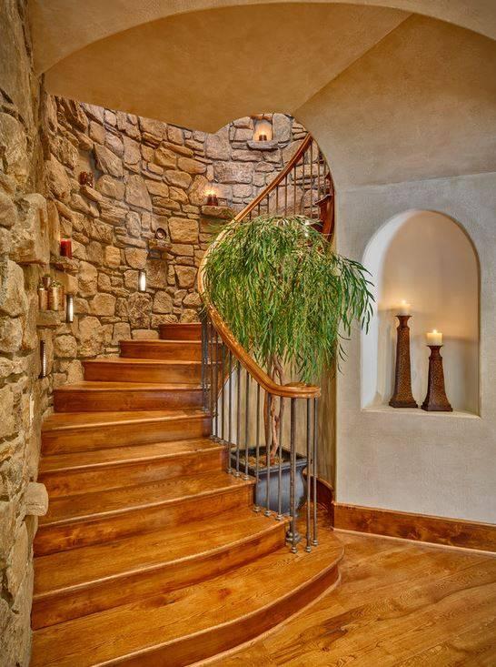 Типы лестниц в доме: фото, какие виды бывают, требования безопасности, предъявляемые к конструкции