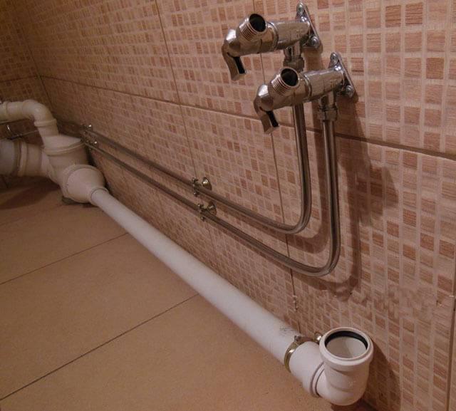 Какой диаметр трубы выбрать для водоснабжения в частном доме - vodatyt.ru