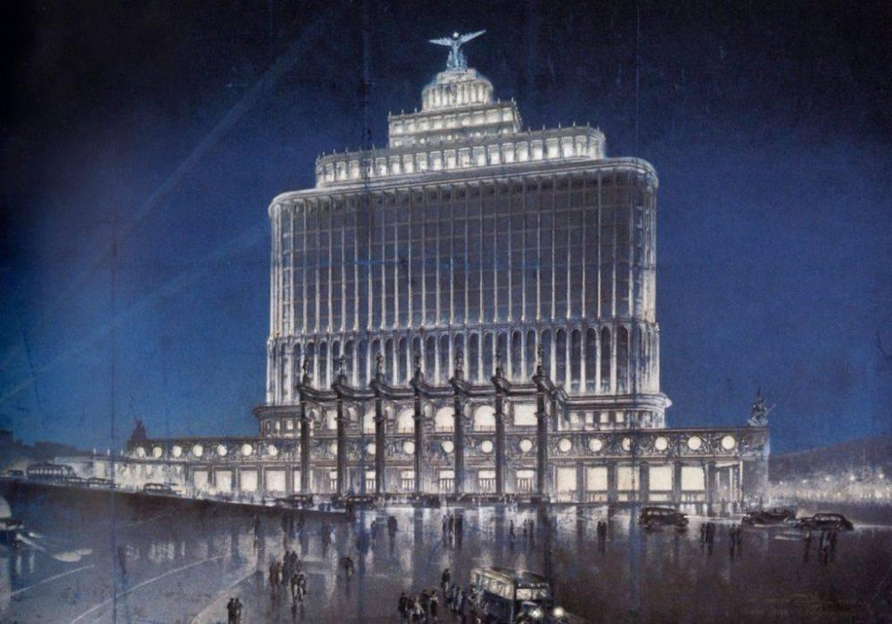 Самые масштабные постройки в советском союзе