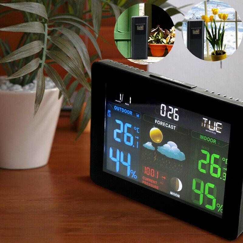 Метеостанция домашняя с беспроводным датчиком: обзор, функции приборов, настройка и эксплуатация