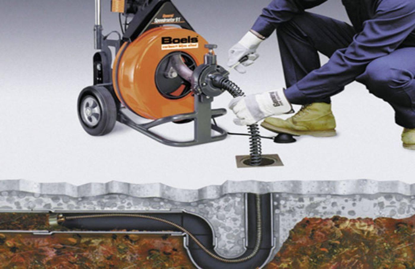 Особенности механического и гидродинамического методов прочистки канализации