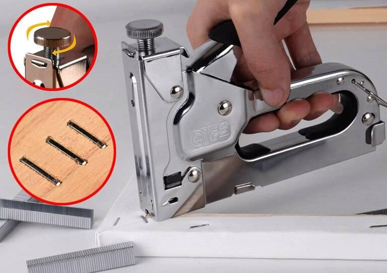 Как выбрать строительный степлер, его тип и устройство в зависимости от выполняемых задач + видео