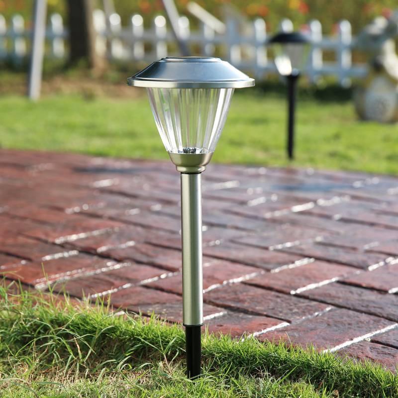 Светильник на солнечных батареях: дешевый свет дома и на улице