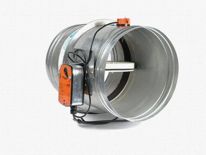 Клапаны в противопожарных системах вентиляции зданий: виды устройств, заслонки и другие составляющие, выбор для объектов