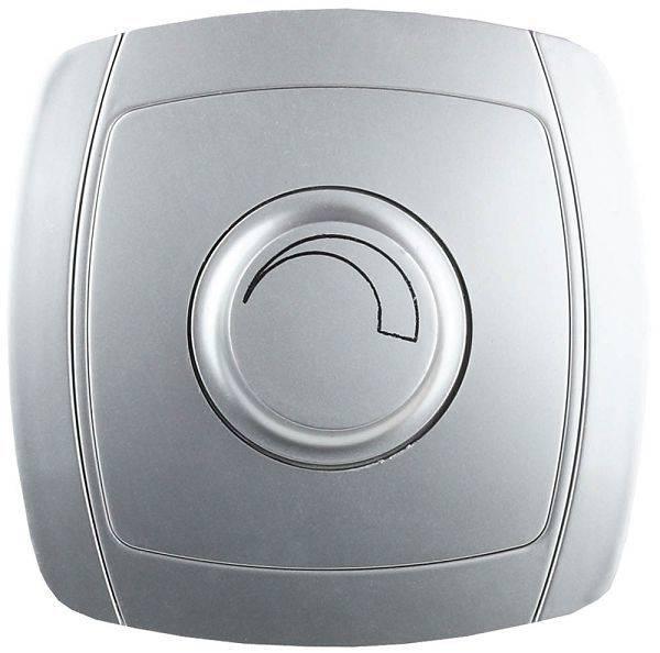 Установка диммера: отличие от обычного выключателя