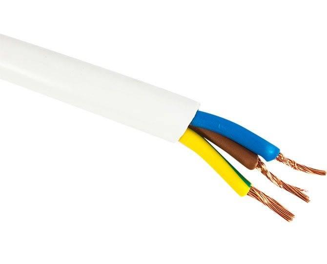 Провод пвс: как расшифровывается, срок службы и применение провода