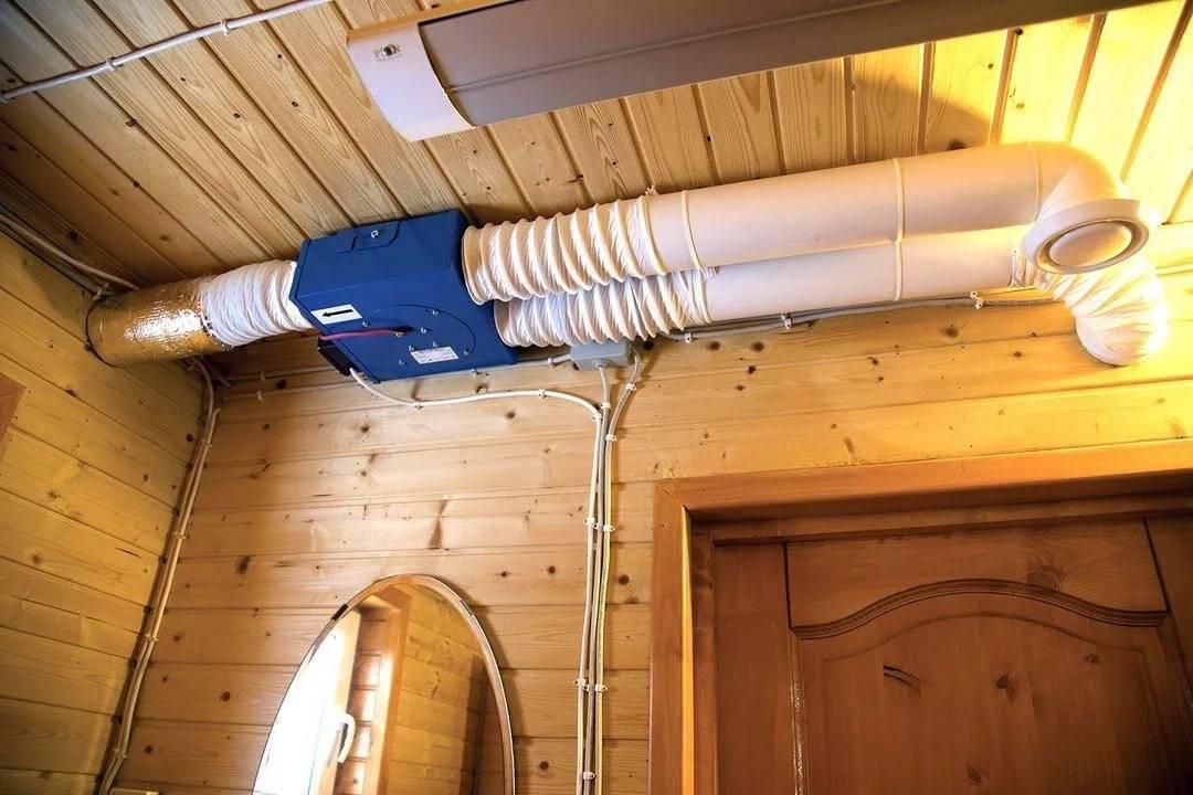 Монтаж вентиляции в квартире своими руками