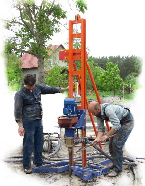Какая технология бурения скважин на воду лучше – способы бурения, различия, преимущества и недостатки
