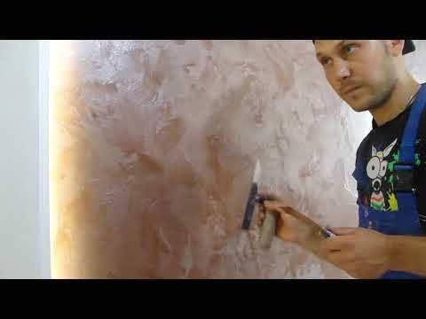 Оштукатуривание стен своими руками: инструкция для новичков