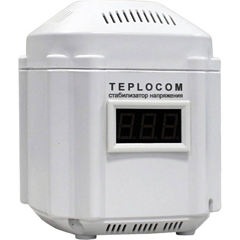 Стабилизатор напряжения теплоком для газовых котлов: выходной ток от 220в, модель st 555