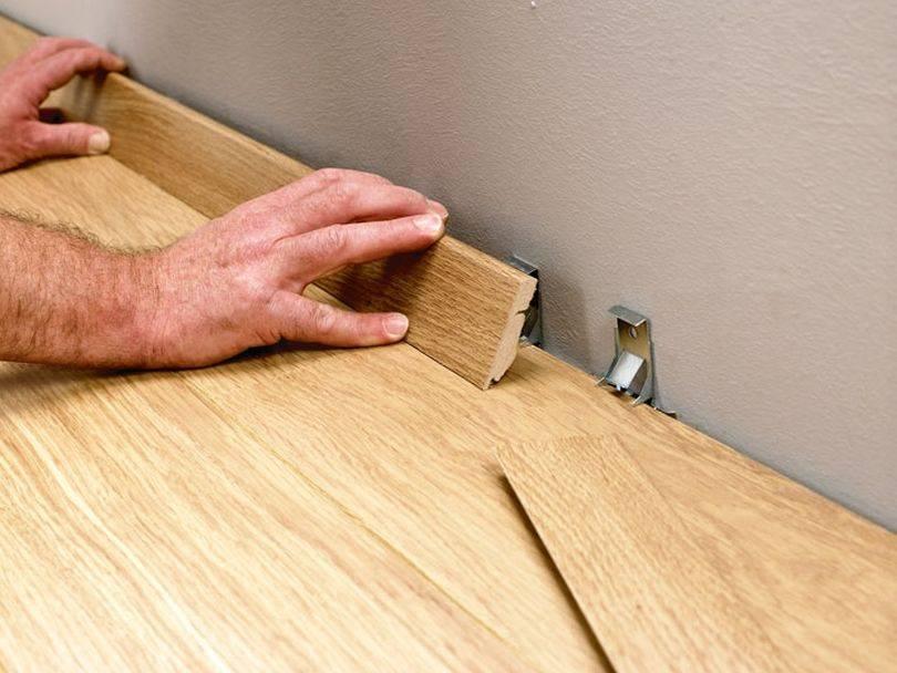 Ламинат для стен, монтаж и отделка, способы крепления, дизайн, фото в интерьере, видео. – otdelkasteny.ru