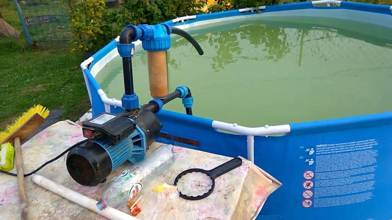 Пылесосы для бассейна: обзор моделей, основные характеристики