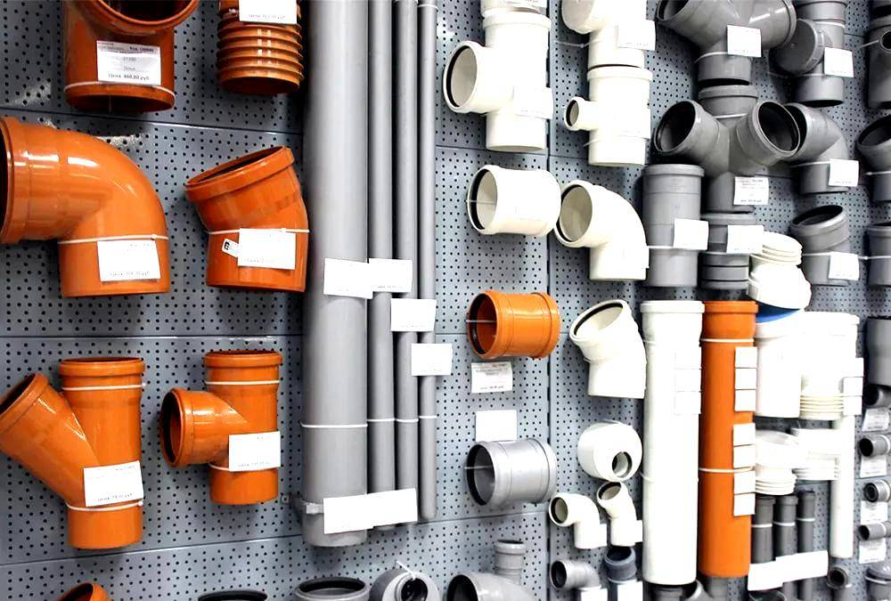 Виды рыжей канализационной трубы. преимущества и недостатки