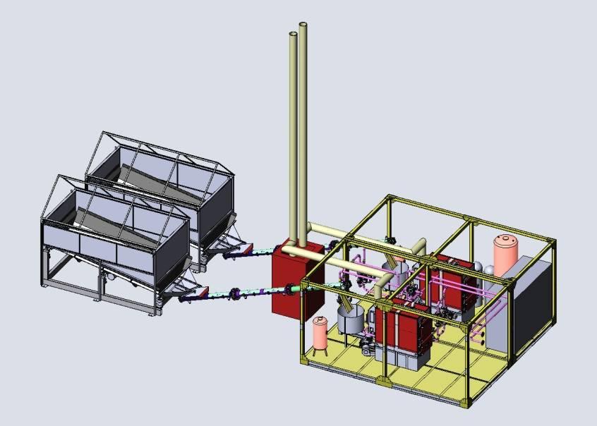 Устройство и эксплуатация блочно-модульных котельных
