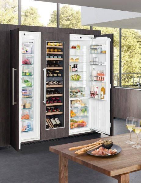 6 лучших двухдверных холодильников - рейтинг 2021 года (топ на январь)
