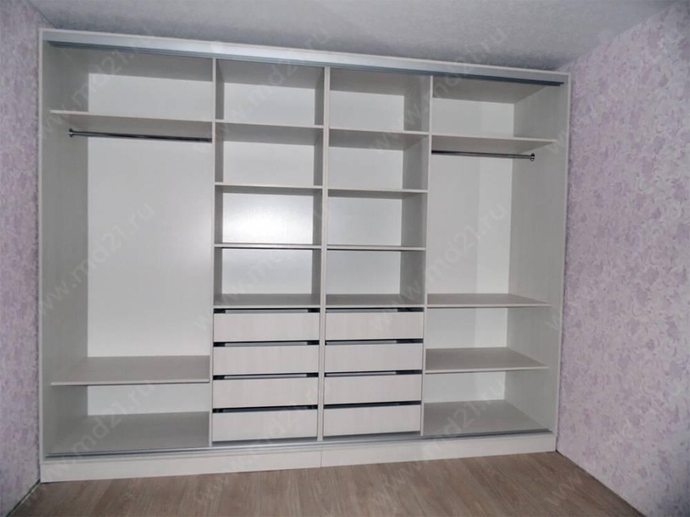 Планировка шкафа купе: внутри с размерами, подбор вариантов хранения и правила обустройства