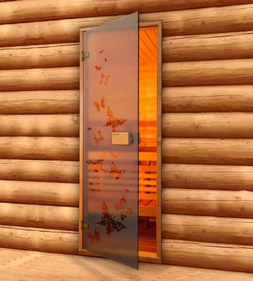 Как сделать дверь в баню своими руками - самостоятельная установка