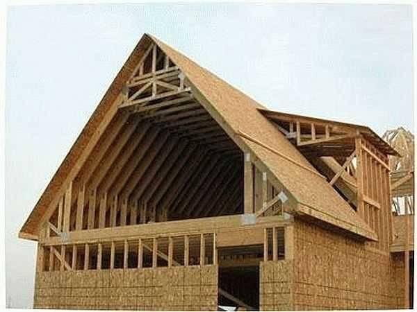 Мансарда своими руками (100 фото): как построить мансарду, этапы строительства мансардного этажа с ломаной крышей