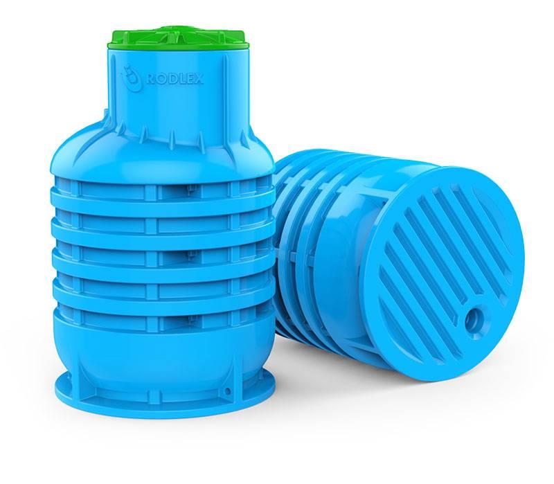 Пластиковый колодец: фото, видео, размеры, цены пластиковых колец