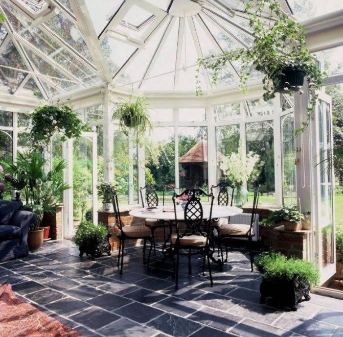 Зимний сад – оазис красоты, вдохновения и умиротворения
