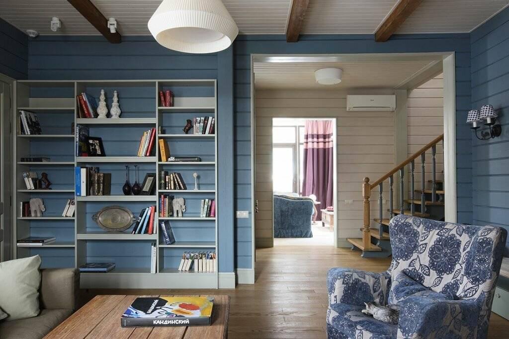 Как покрасить вагонку внутри дома правильно и красиво, в том числе стены на даче, в белый цвет, можно ли лаком, также фото и идеи
