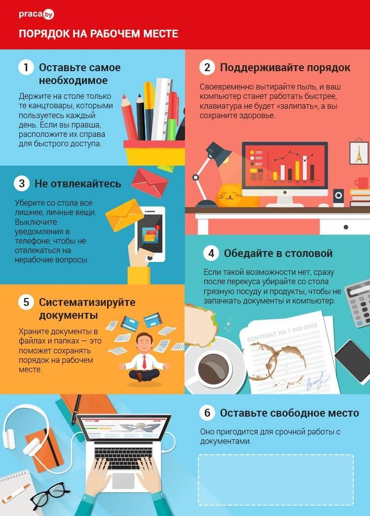 11 способов улучшить свою продуктивность, работая из дома | rusbase