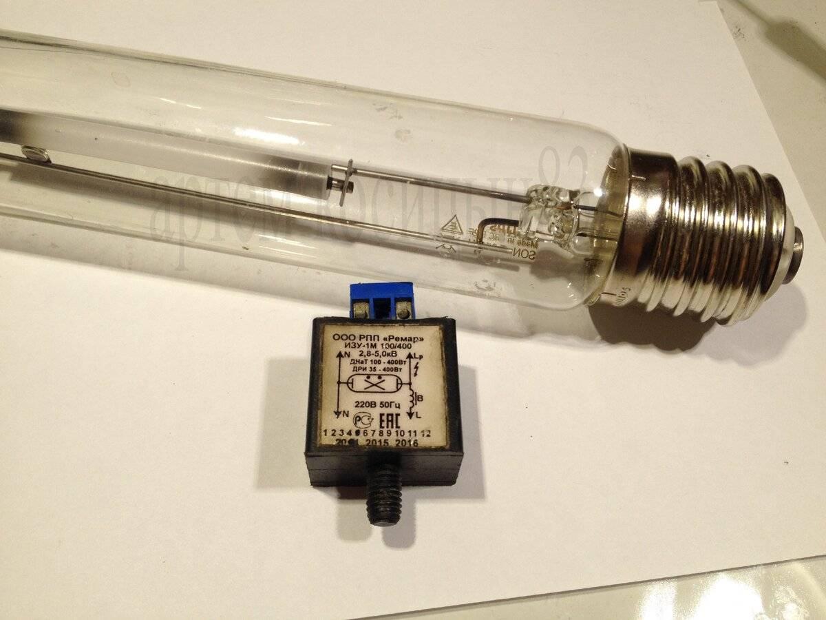 Лампа днат: технические характеристики, натриевая, расшифровка, срок службы