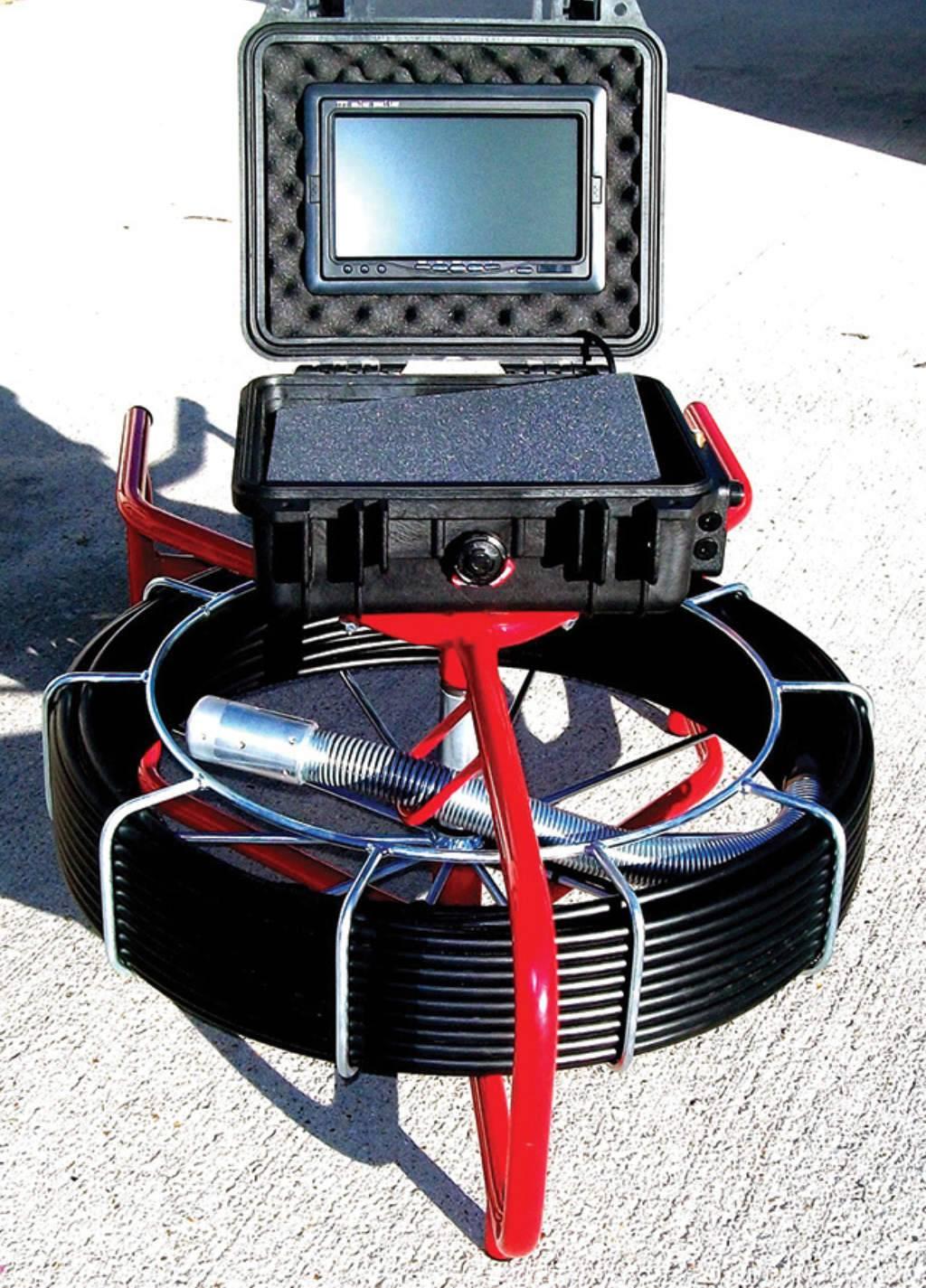 Телеинспекция канализационных труб: видеодиагностика трубопроводов канализации, правила диагностики