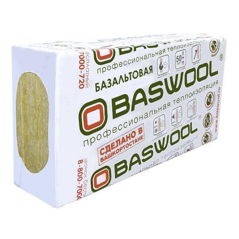 Разновидности базальтовых утеплителей baswool: особенности применения минваты