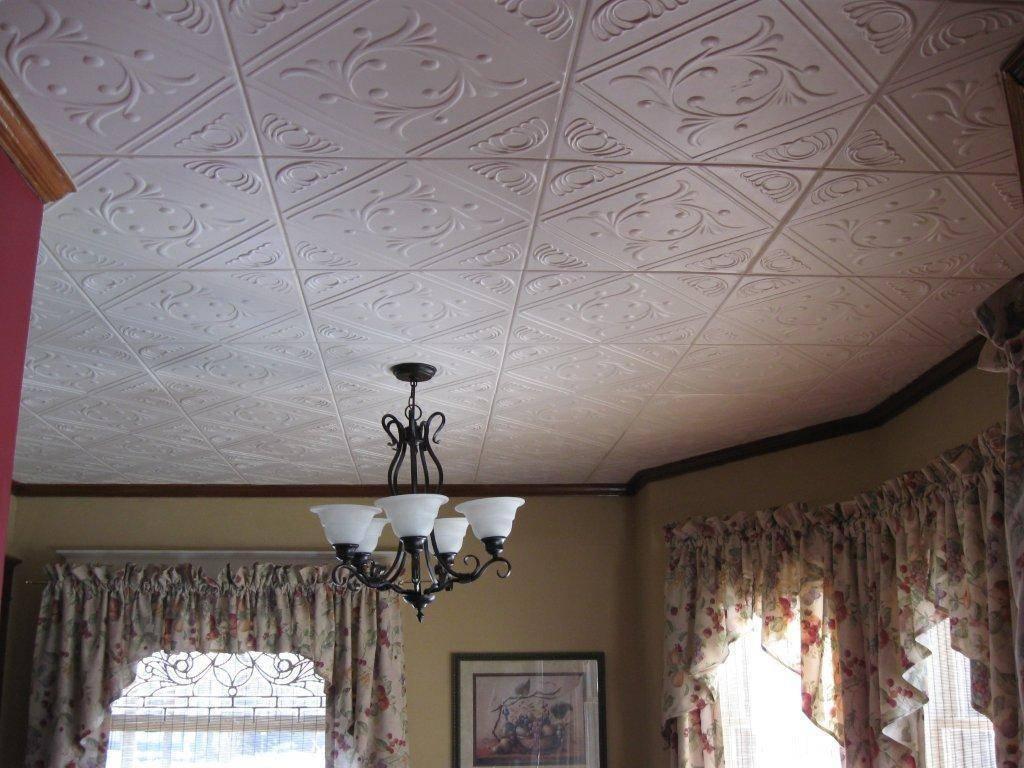 Потолок на даче быстро и дешево - идеи