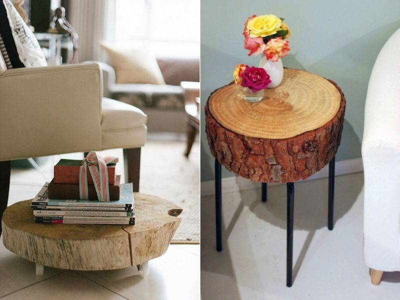 Мебель из натурального дерева своими руками для дома и сада: инструкции по изготовлению