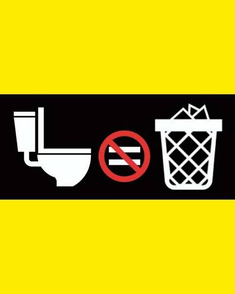 Донесите до ведра! что нельзя выкидывать в канализацию?