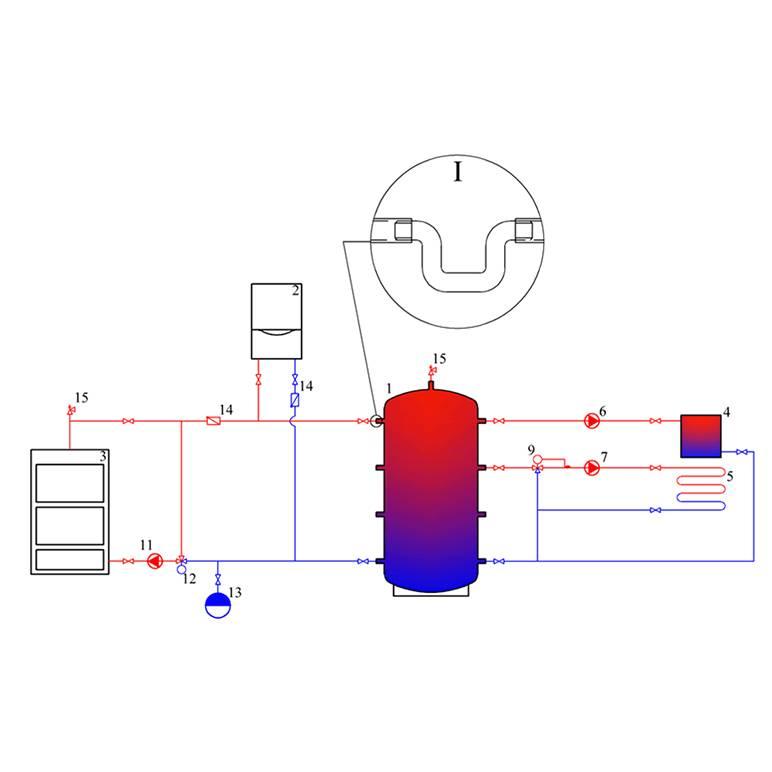 Как сделать теплоаккумулятор для отопления своими руками – конструкция, особенности устройства