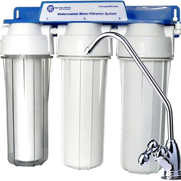 Назначение и разновидности магистральных фильтров очистки воды для частного дома