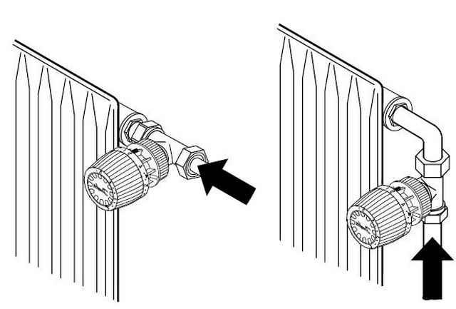 Как выбрать и установить терморегулятор для радиатора