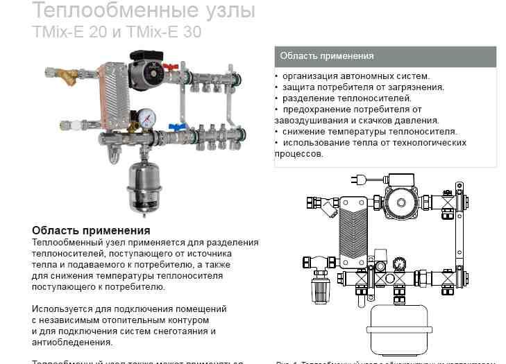 Как настроить байпас  смесительного узла tim jh-1036