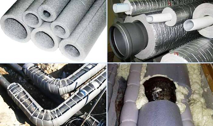 Теплоизоляция системы отопления: правила выбора материала и применение