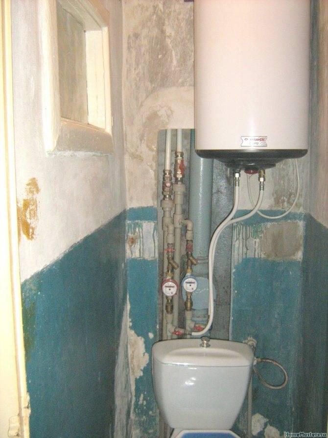 Ремонт туалета своими руками: фото, идеи