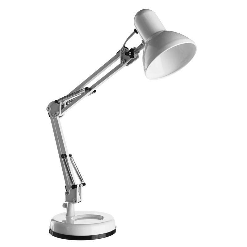 Настольные светодиодные лампы для рабочего стола: выбираем с умом