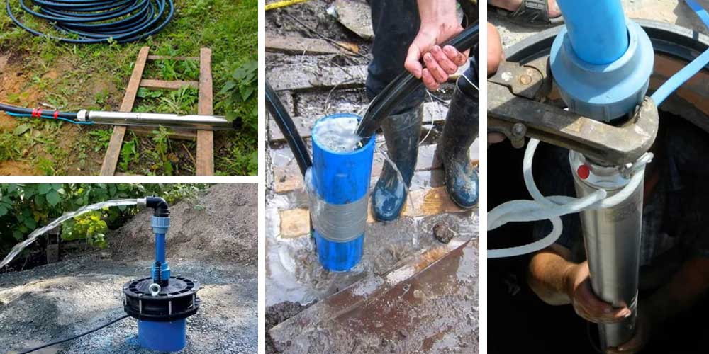 Преимущества погружных насосов для скважин