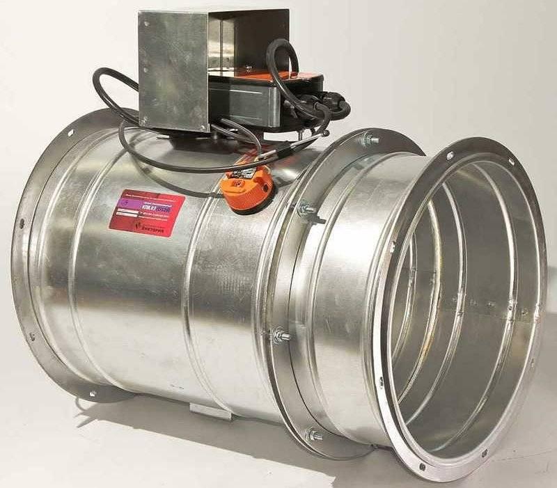 Вентиляционный клапан: функции и принцип работы