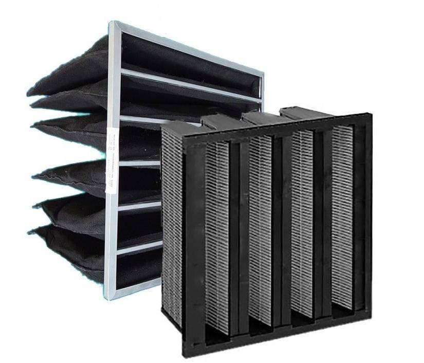 Фильтры для вентиляции (41 фото): угольные, воздушные и карманные фильтры, кассетные вентиляционные фильтрующие материалы
