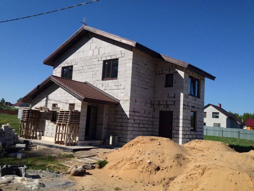 Из какого материала лучше строить дом для постоянного проживания