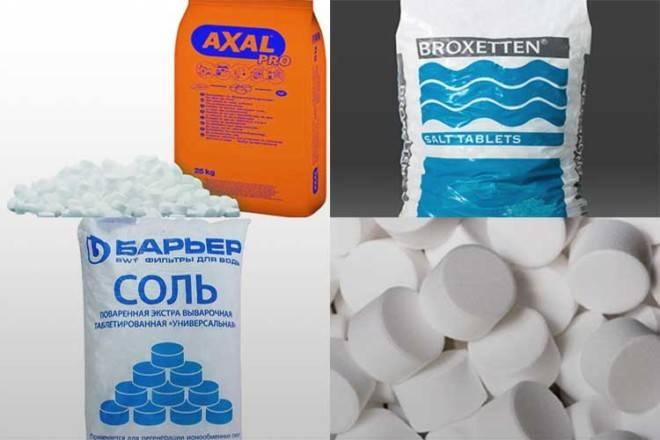Соль в таблетках для посудомоечной машины - использование, состав, советы по выбору