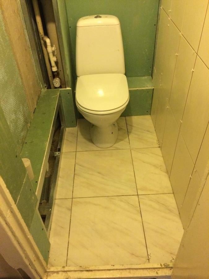 Ремонтируем туалет своими руками. инструкция по ремонту туалета.. с чего начать ремонт туалетаинформационный строительный сайт |